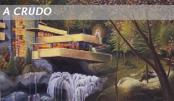 When I lived at Fallingwater...